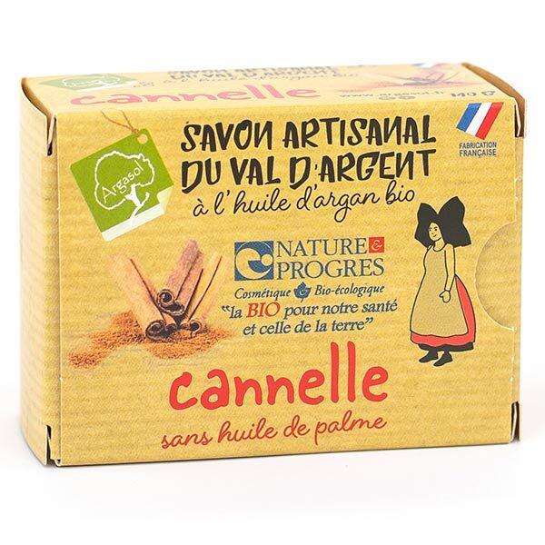 Argasol Bio Savon Cannelle 140g
