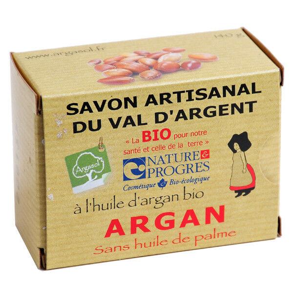 Argasol Savon Miel Bio 140g