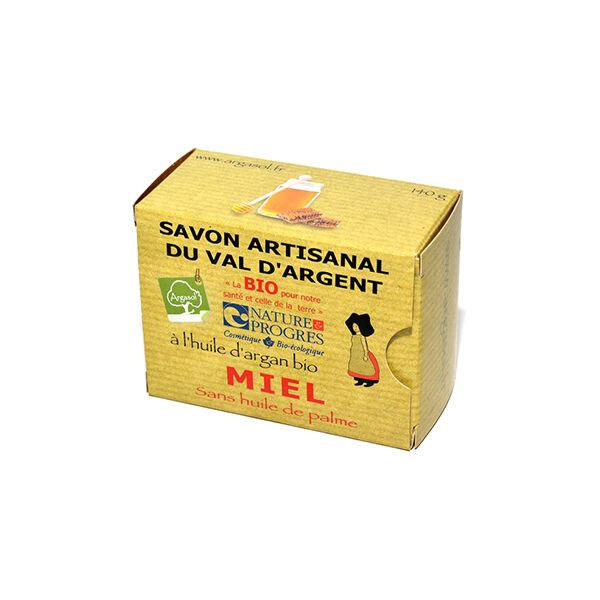 Argasol Bio Savon Miel 140g