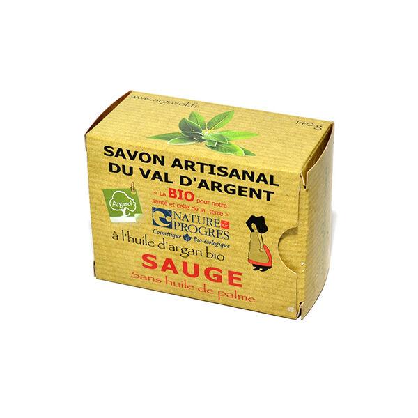 Argasol Bio Savon Sauge 140g