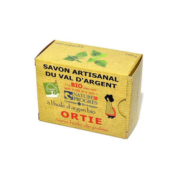 Argasol Bio Savon Ortie 140g