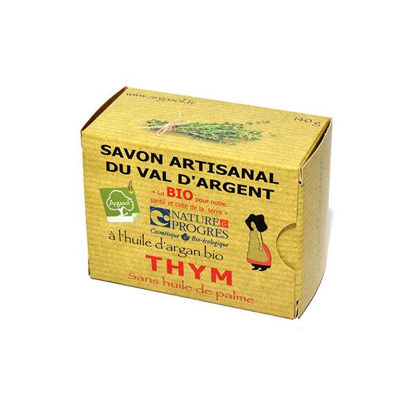Argasol Bio Savon Thym 140g