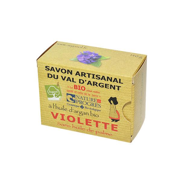 Argasol Bio Savon Violette 140g