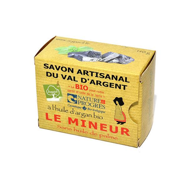 Argasol Bio Savon Le Mineur 140g