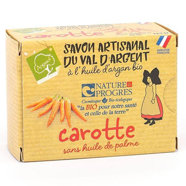 Argasol Bio Savon Carotte 140g