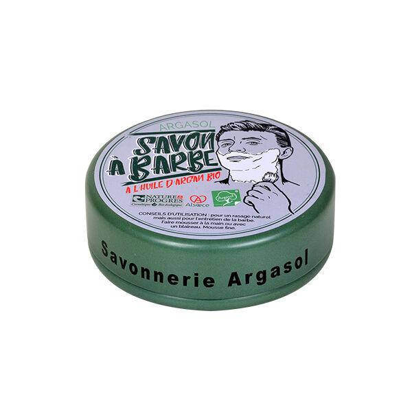 Argasol Bio Savon à Barbe 140g