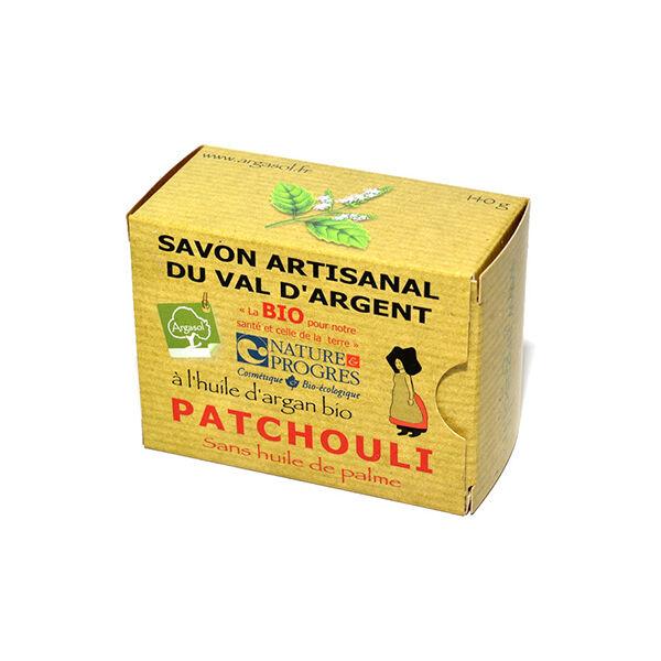 Argasol Bio Savon Patchouli 140g