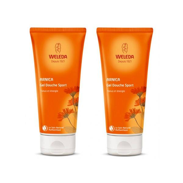 Weleda Arnica Gel Douche Sport Duo 2 x 200ml