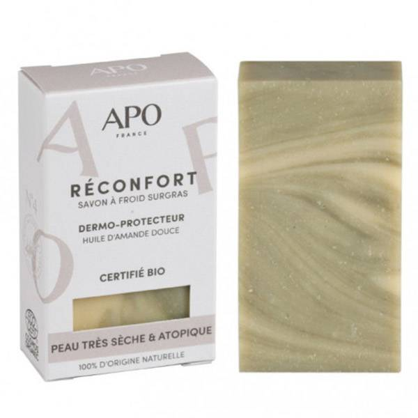 APO Savon Réconfort Etui Bio 100g