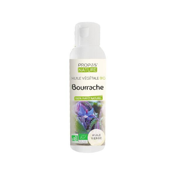 Propos'Nature Propos' Nature Aroma-Phytothérapie Huile Végétale Bourrache Bio 100ml