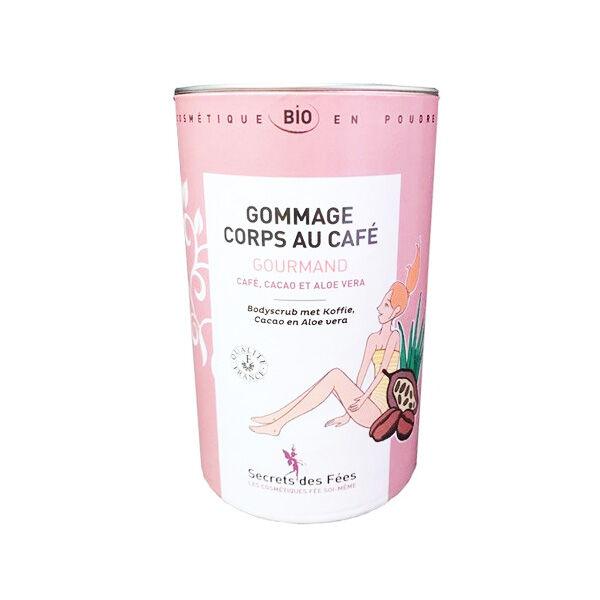 Secrets des Fées Gommage Corps au Café Gourmand 200g