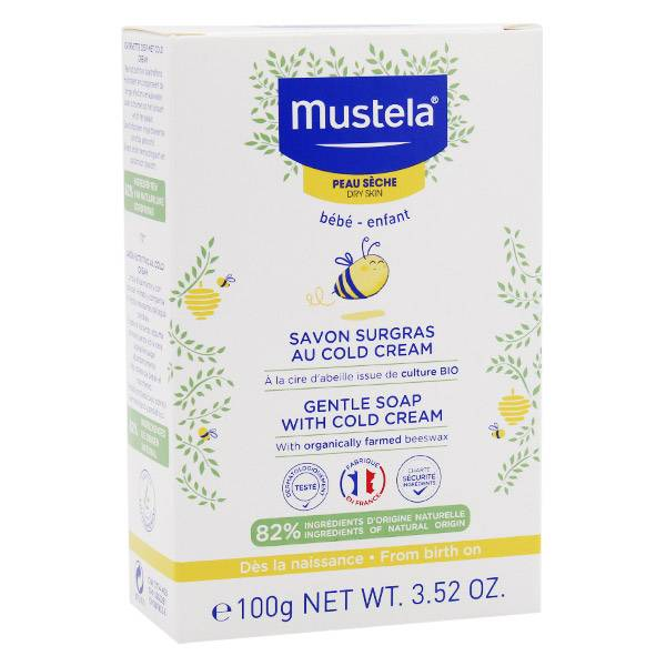 Mustela Savon Surgras Cold Cream 100g
