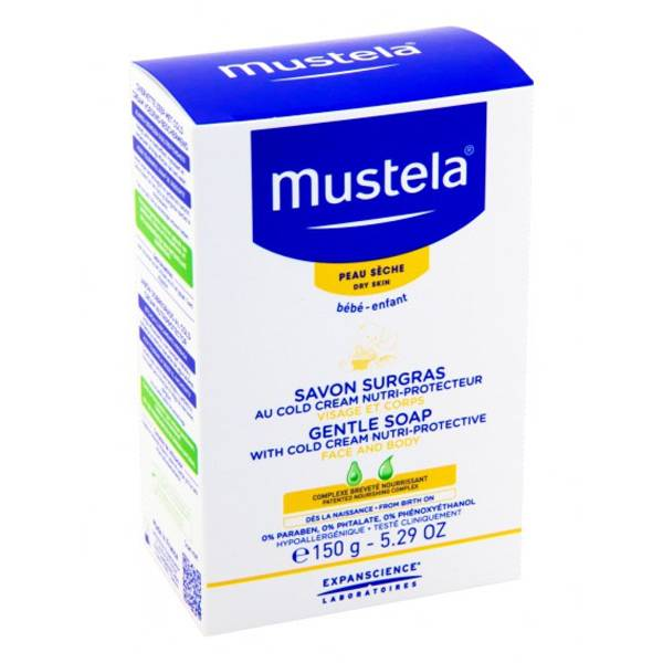 Mustela Savon Surgras Cold Cream 150g