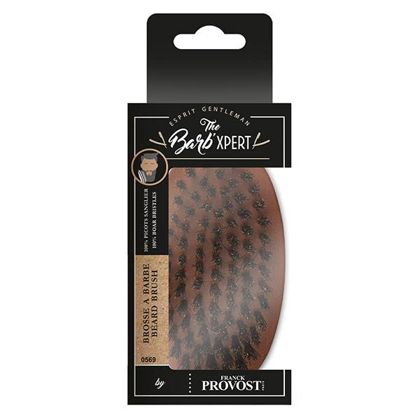 The Barb'XPERT by Franck Provost Accessoires Brosse Barbe