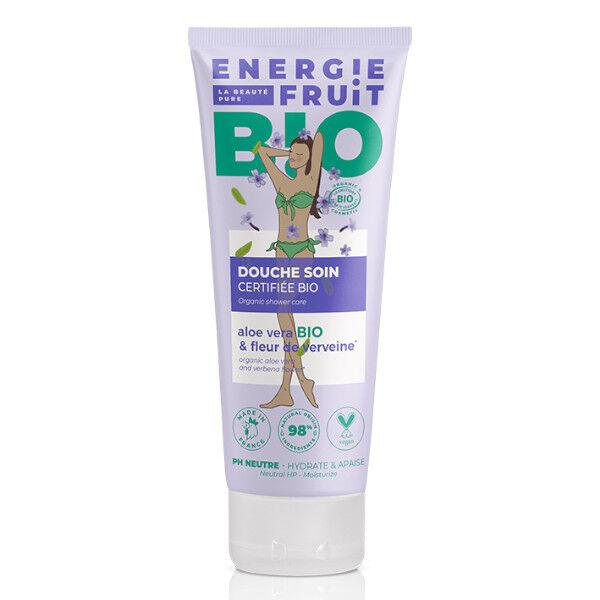 Energie Fruit Gel Douche Fleur de Verveine & Aloe Vera Bio 200ml