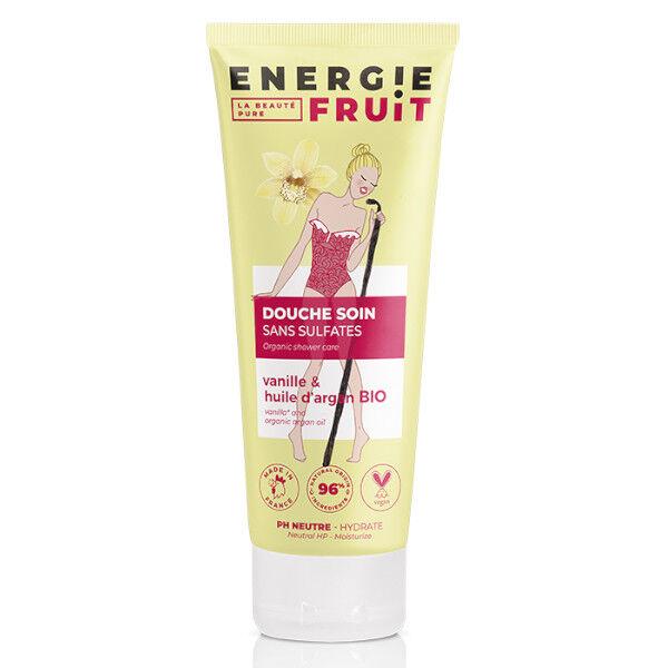 Energie Fruit Gel Douche Vanille et Huile d'Argan Bio 200ml
