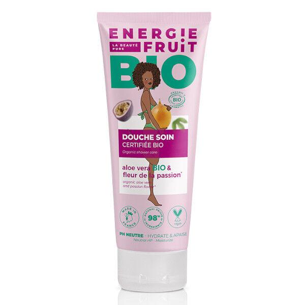 Energie Fruit Gel Douche Fruit de la Passion & Aloe Vera Bio 200ml