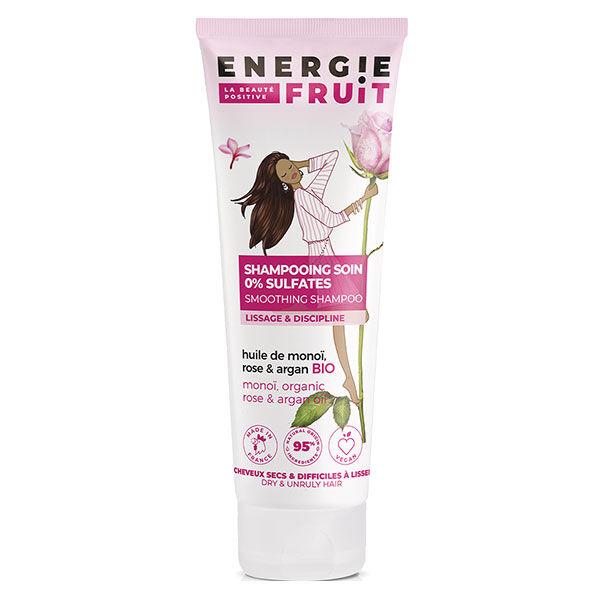 Energie Fruit Shampooing Soin Supra-Liss Monoi Rose 250ml