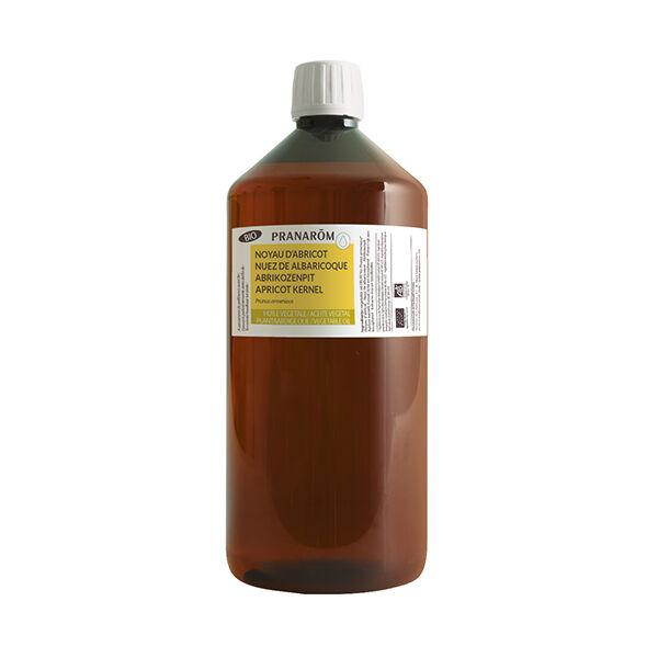 Pranarom Huile Végétale Bio Noyau d'Abricot 1L