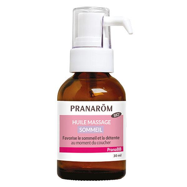 Pranarom PranaBb Huile de Massage Sommeil Bio 30ml