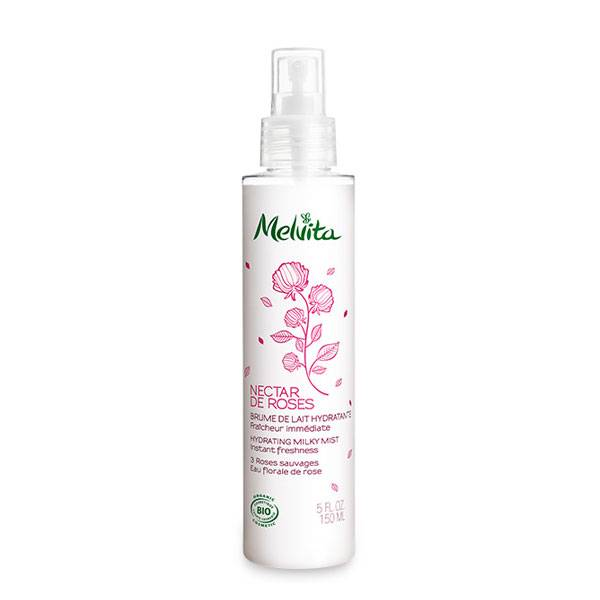 Melvita - Nectar de Roses - Brume de Lait 150ml