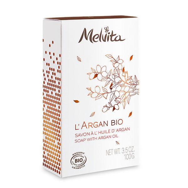 Melvita - L'Argan Bio - Savon 100g