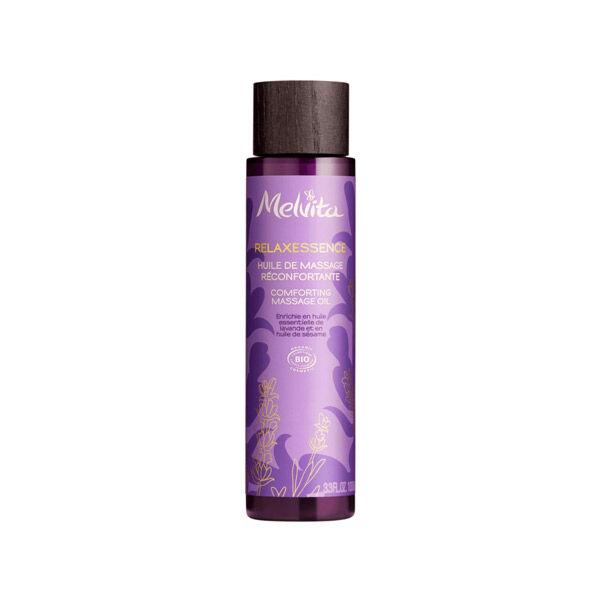 Melvita Relaxessence Huile de Massage Réconfortante 100ml