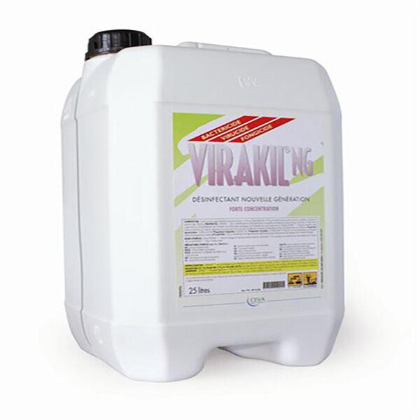 Ceva Virakil ng Solution Désinfectante pour Locaux et Matériel 25L