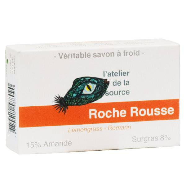 Nildor Savon Roche Rousse Peaux à Problèmes et Adolescent 4en1 100g