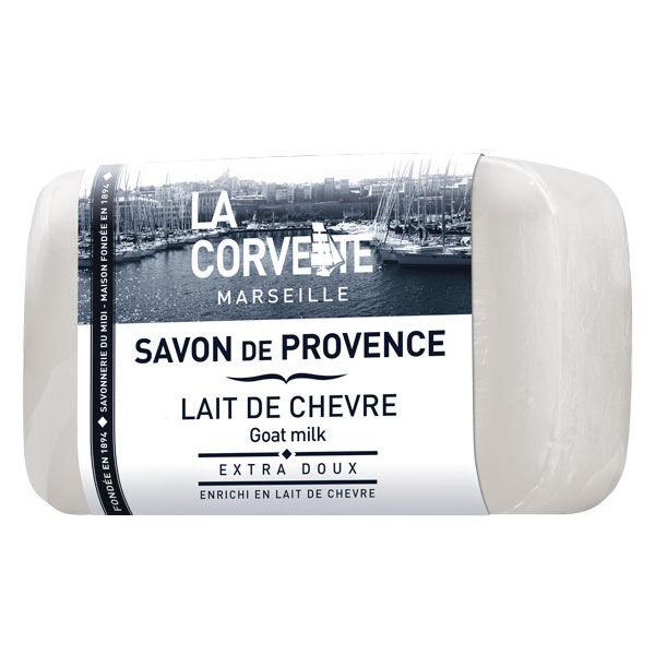 La Corvette Marseille Savon de Provence Lait de Chèvre 200g