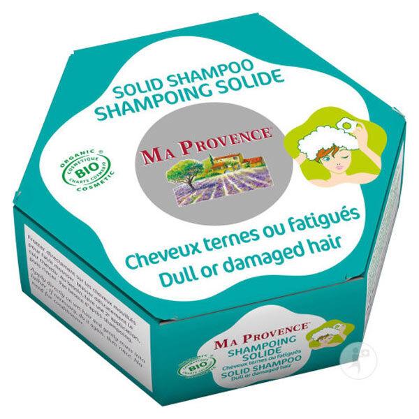 Ma Provence Bio Ma Provence Shampooing Solide Cheveux Ternes et Fatigués Bio 85g