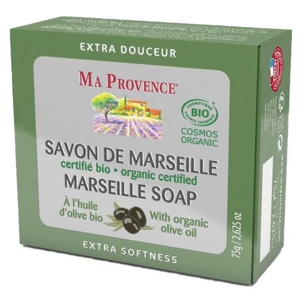 Ma Provence Bio Ma Provence Savon de Marseille Huile d'Olive Bio 75g
