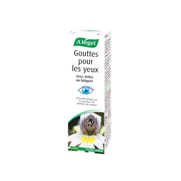 A.Vogel Gouttes Pour Les Yeux 10ml