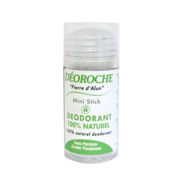 Déoroche Stick Alun Vert Certifié BDIH 100g