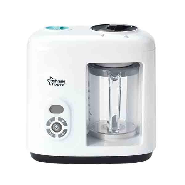 tommee tippee robot cuiseur mixeur vapeur
