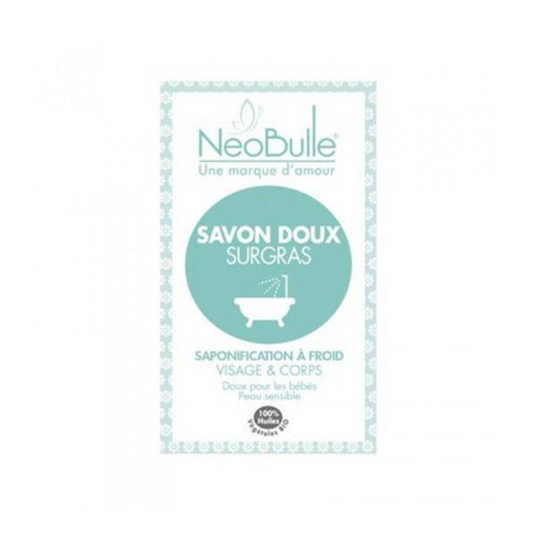 Neobulle Savon Doux Surgras 100g