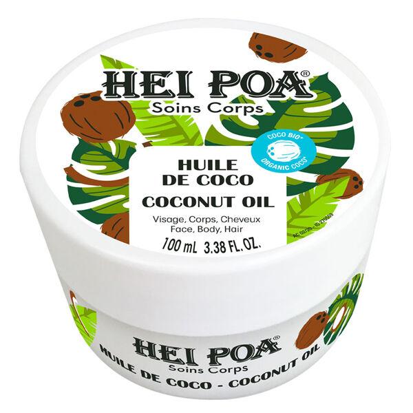 Hei Poa Huile de Coco Bio 100ml