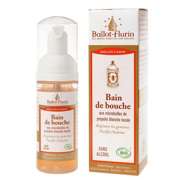 Ballot-Flurin Bain de Bouche Bio 50ml