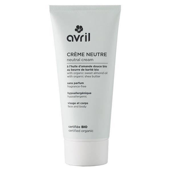 Avril Corps Crème Neutre Bio 200ml