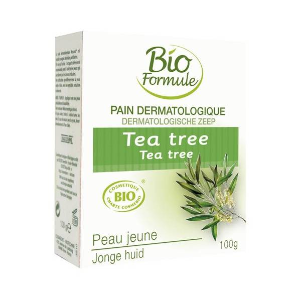 BioFormule Pain Dermatologique Tea Tree 100g
