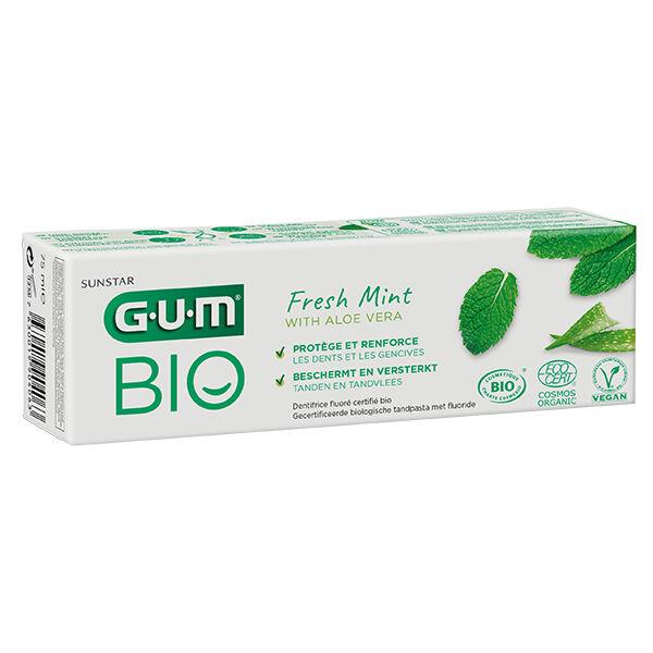 Gum Dentifrice Fresh Mint Bio 75ml