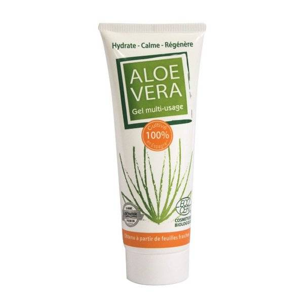 Biotechnie Gel d'Aloe Vera Multi-usage 125ml