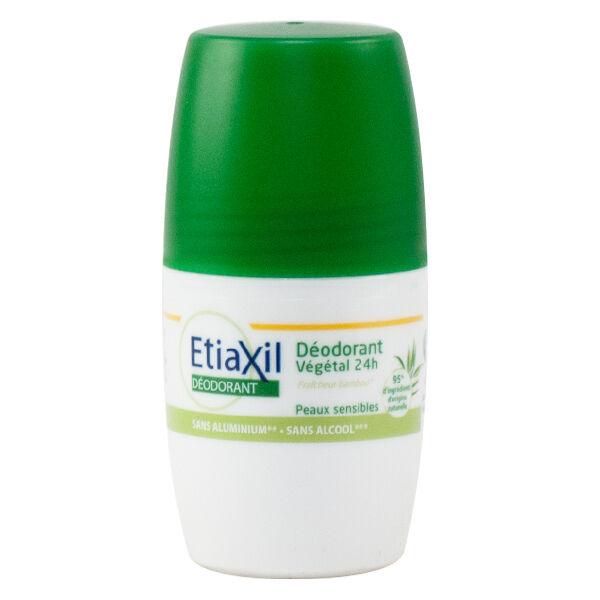Etiaxil Déodorant Végétal 24h Roll-on 50ml