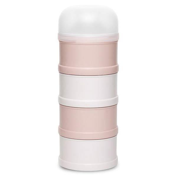 Suavinex Alimentation Doseur de Lait 4 Compartiments Hygge Baby Rose