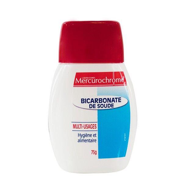 Mercurochrome Bicarbonate de soude 75g