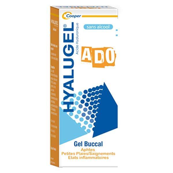 Hyalugel Ado Gel Buccal 20ml