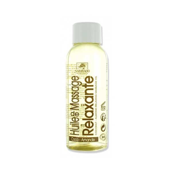 Naturado en Provence Naturado Huile Massage Relaxante Coco Amande 50ml