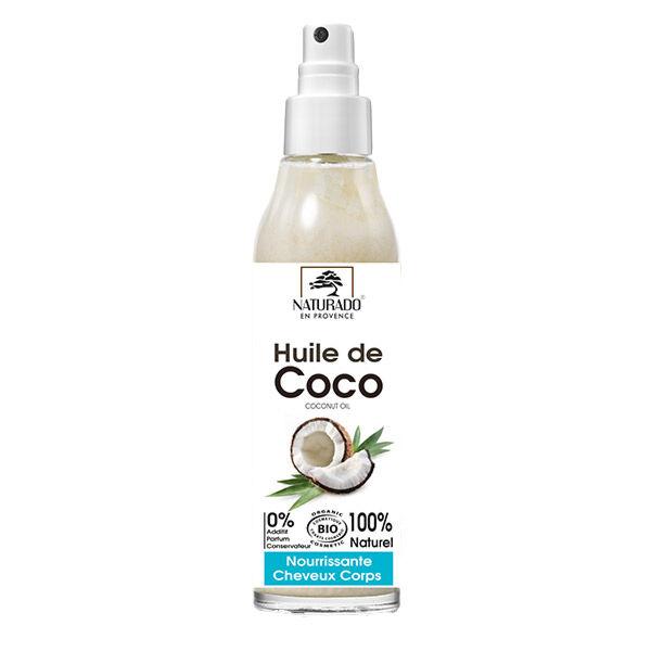 Naturado en Provence Naturado Huile de Coco Pure Bio 150ml
