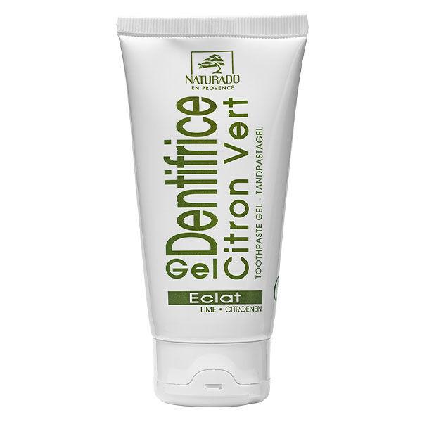 Naturado en Provence Naturado Dentifrice Gel Citron Vert Bio 75ml