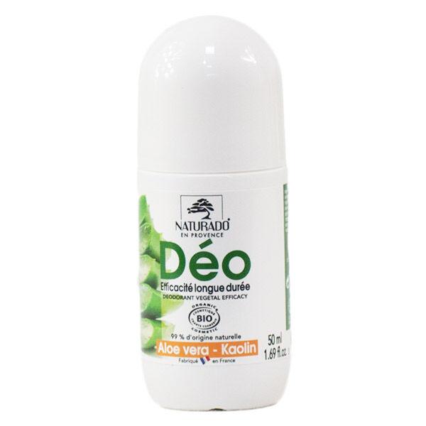 Naturado Déo Végétal Aloe Vera Kaolin bille 50ml